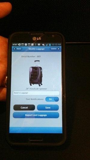 att luggage app