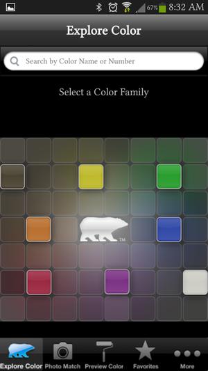 behr colorsmart app