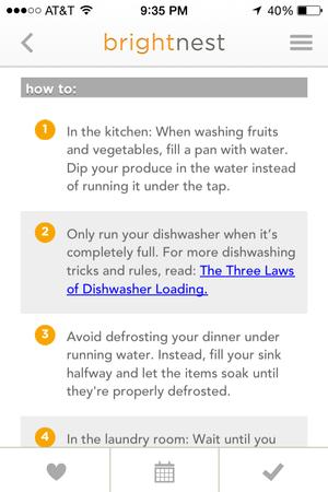 brightnest task directions