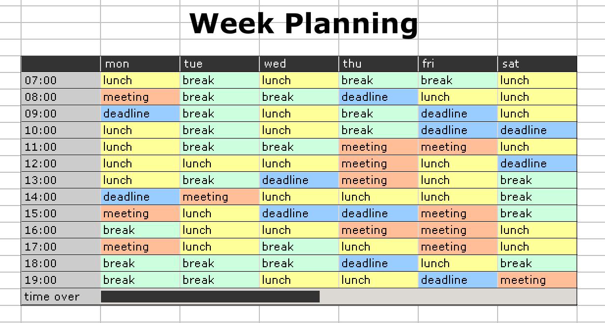 Business plan m
