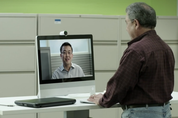 Cisco's Android-based videoconferencing device is cool, but who's it