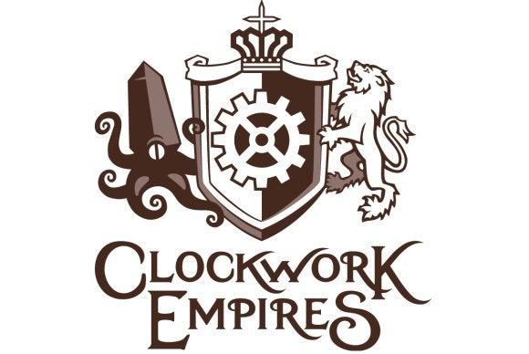 clockwork empires logo