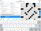 New York Times Crossword app gets its appeal across (and down)