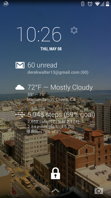 Customize your Android lock screen with DashClock | Greenbot
