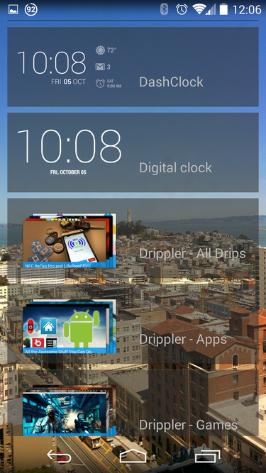 Customize your Android lock screen with DashClock   Greenbot