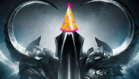 Diablo III: Reaper of Souls Birthday