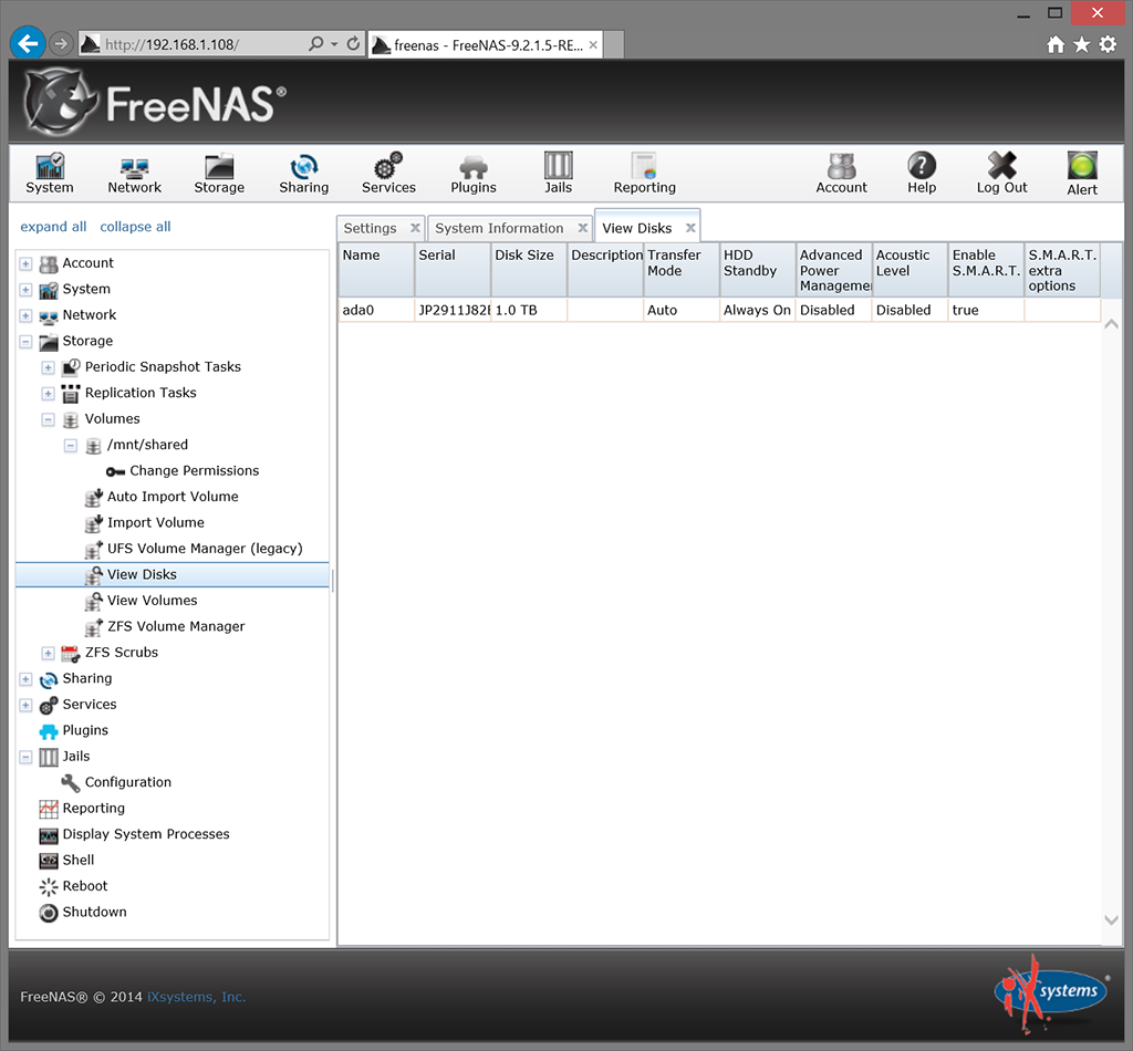 How to use FreeNAS to set up a home server | PCWorld