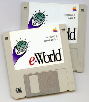eworld installdisks