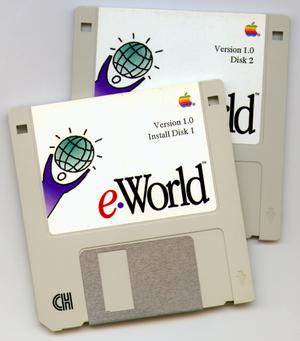 eworld installdisks