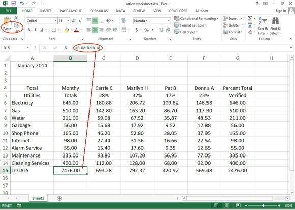 f3 addcopy formulas