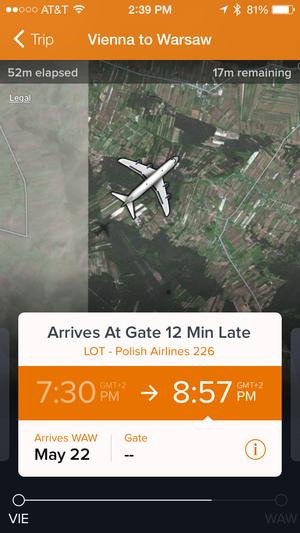 flighttrack iphone
