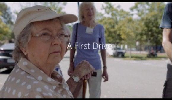 google self driving car a first drive may 27 2014