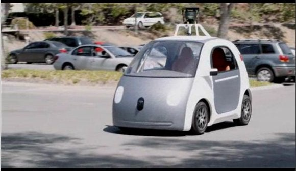 google self driving car driving may 27 2014