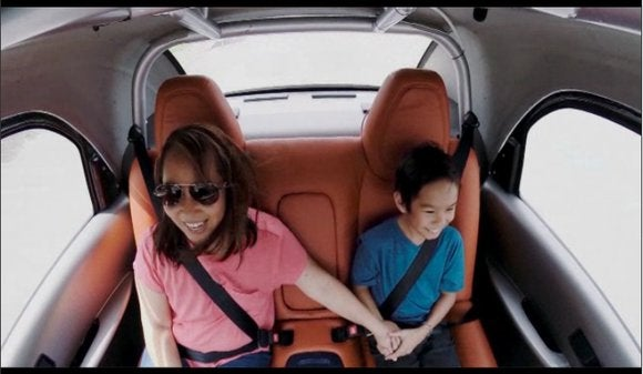 google self driving car mother child may 27 2014