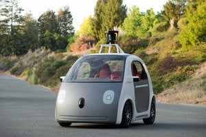 google self driving prototype may 27 2014