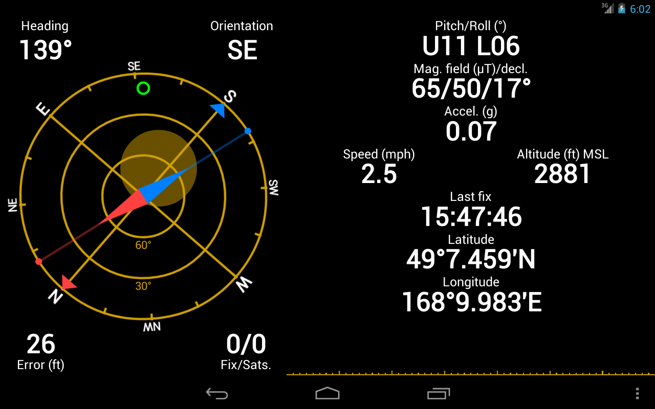 Turn your Android device into the ultimate GPS back-country