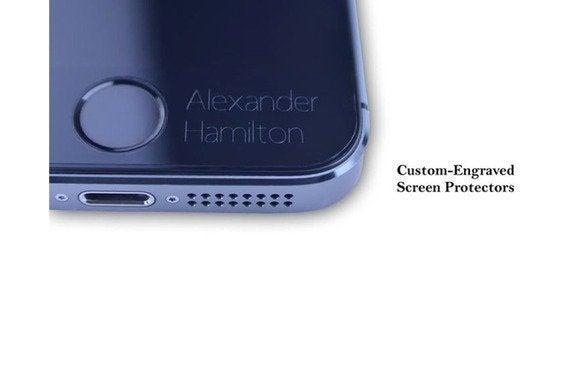 greenonions customengraved iphone