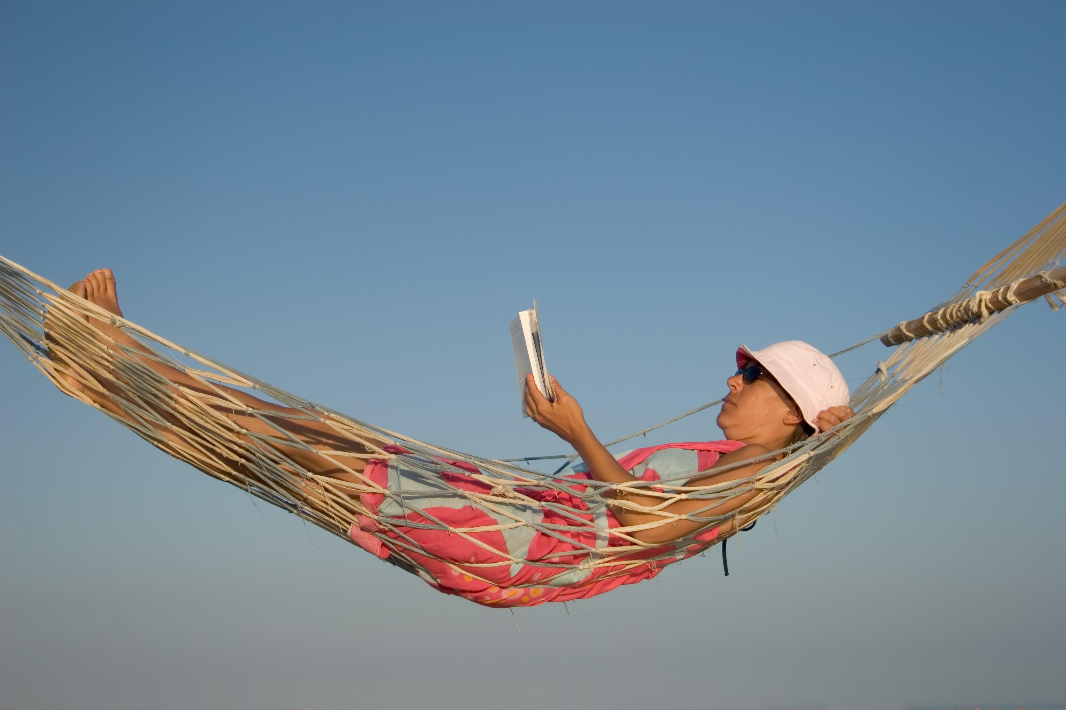 hammock on the beach 99320601