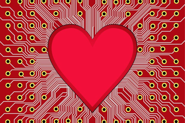 heart in technology 149020264