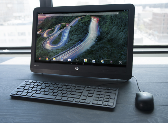 Hp Slate 21 Pro Android All In One Pc Review