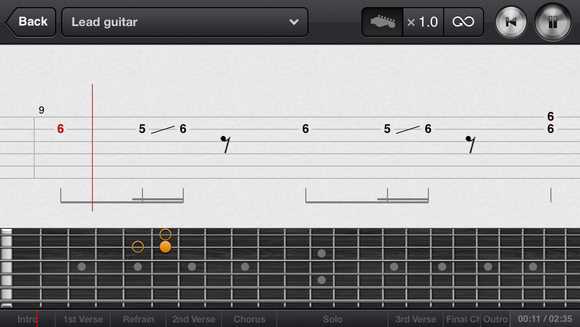 Staff Picks Rock Out With Ultimate Guitar Tabs Macworld