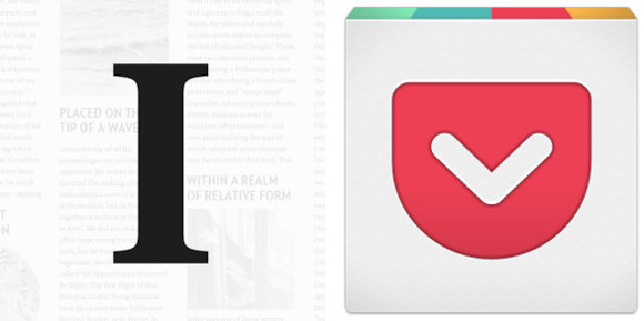 Getting started with read-it-later apps Instapaper and Pocket