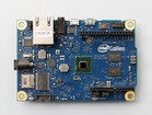 intel galileo board with quark chip