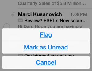 iOS 8 changes we'd like to see: Mail   Macworld