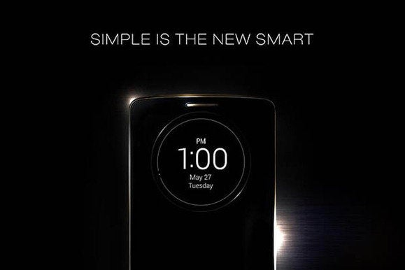 Watch LG announce its new flagship G3 phone live