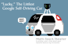 Comic: Lucky, the littlest Google self-driving car