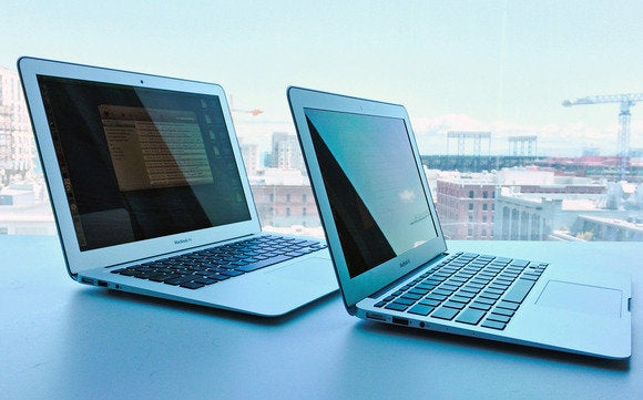 macbook air 2014 window
