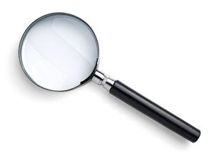 magnifying glass 153873760
