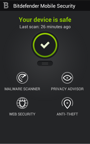 mobile security and anti virus bitdefender