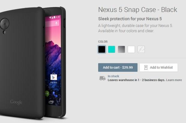 nexus5snapcase
