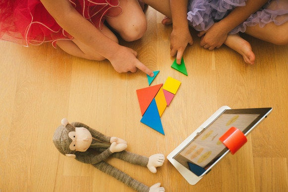 osmo ipad above