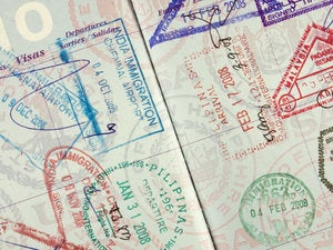 passport stamps 92204692