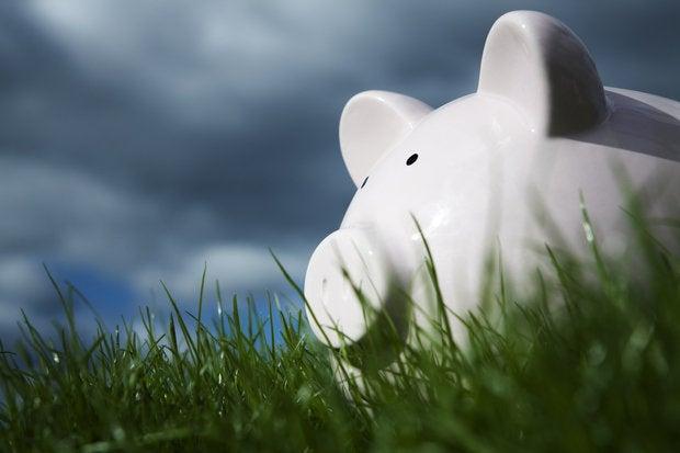 piggy bank 164630734