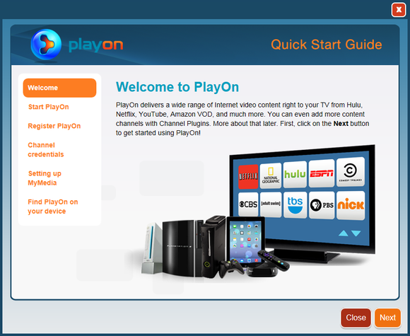 Hands on with PlayOn and PlayLater, an iffy media server | TechHive