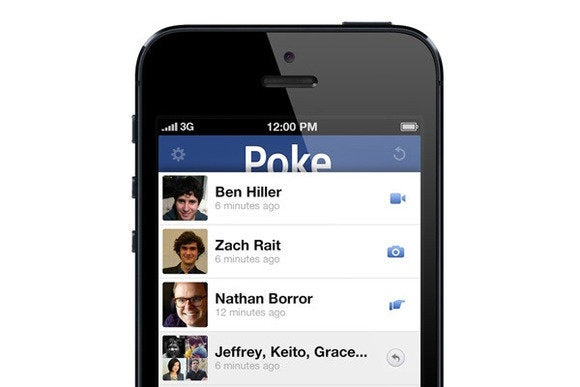 Facebook kills Poke and Camera apps | PCWorld