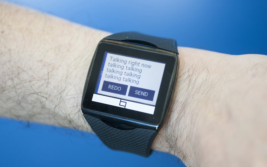 Qualcomm Toq smartwatch now features voice messaging (and ...