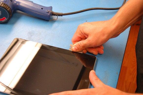 razor ipad repair