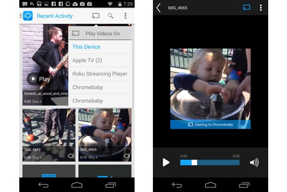 RealPlayer Cloud for Android