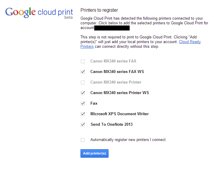 Print anything from anywhere with Google Cloud Print | PCWorld