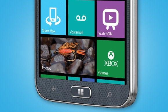 Samsung Galaxy ATIV SE