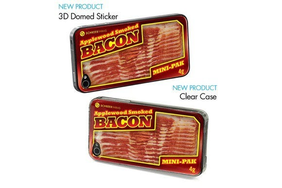 schreer bacon iphone