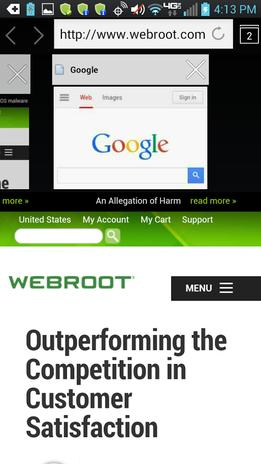 secureweb browser