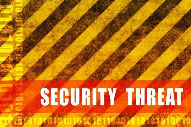 security threat 100305038