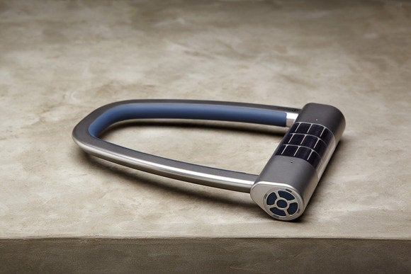 skylock prevents theft while letting you share your bike pcworld. Black Bedroom Furniture Sets. Home Design Ideas