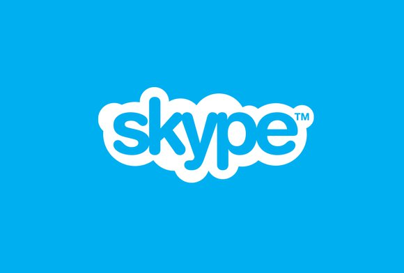 Skype logo for my website