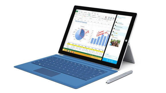 surface pro 3 stock
